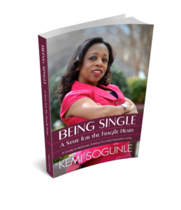 Being Single: A State for the Fragile Heart written by Kemi Sogunle