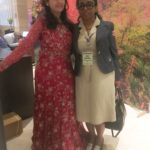 Dr. Harbeen Arora, WEF Global Chairperson and I