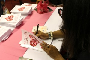 Book Signing in London UK