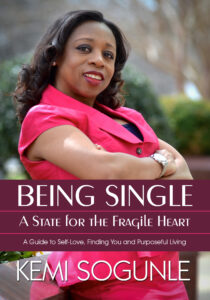 Being Single written by Kemi Sogunle