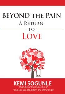 Beyond the Pain written by Kemi Sogunle